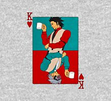 Godot: The King Of Hearts Unisex T-Shirt
