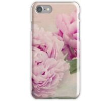 Jane's Peonies iPhone Case/Skin