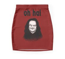 """Oh Hai""  Mini Skirt"