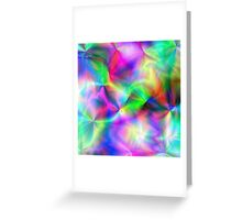 PSY Lights Greeting Card