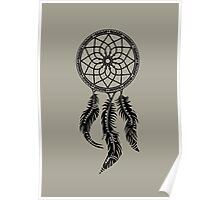 Dream Catcher, Native American Indians, Protection Poster