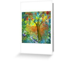 The Vines Greeting Card