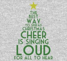 Spread Christmas Cheer Baby Tee
