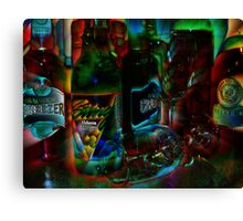 Libations!! Canvas Print