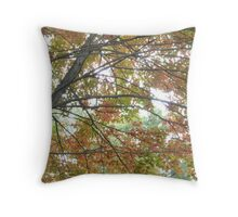 Fall Is Comming Throw Pillow