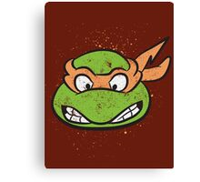 TMNT Michelangelo Canvas Print