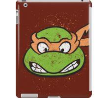 TMNT Michelangelo iPad Case/Skin