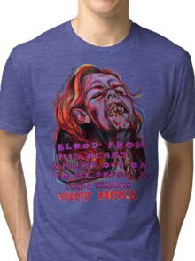 Vamp Neko Tri-blend T-Shirt