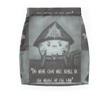 """The Whole of the Law""  Mini Skirt"