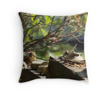 Random Thoughts... Throw Pillow