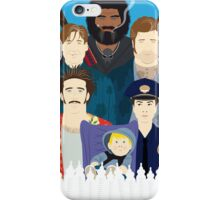 Finding Junior (Faces & Movies) iPhone Case/Skin