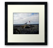 Peggy's Cove III Framed Print