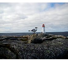 Peggy's Cove III Photographic Print