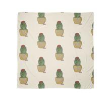 Cute Cactus (Transparent) Scarf