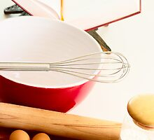 Baking by openyourap