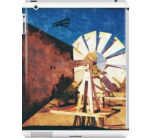 Outback Windmill #1 iPad Case/Skin