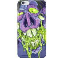 Barf Monster iPhone Case/Skin