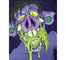 Barf Monster Photographic Print
