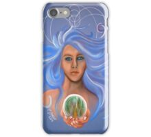 Arianna Spirit Guide iPhone Case/Skin