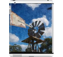 Outback Windmill #3 iPad Case/Skin