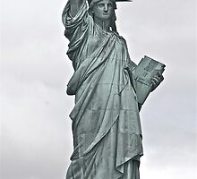 Lady Liberty by Nadine Rippelmeyer