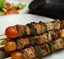 Kebabs by openyourap
