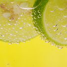 Slice of Lime by openyourap
