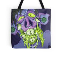 Barf Monster Tote Bag