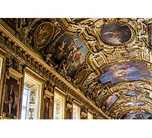 Apollo Gallery Louvre Photographic Print