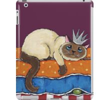 Princess and the Pea iPad Case/Skin