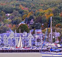 The Harbor of Bayfield by Kate Purdy