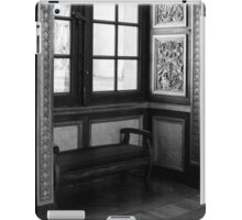 Bench In The Louvre iPad Case/Skin
