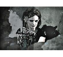 Dark Angel - Fallen Photographic Print