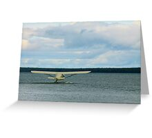 Island Hopper Greeting Card