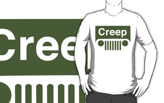 Creep by Octavio Velazquez
