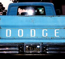 dodge, truck by Ted Watson