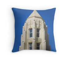 Towers and Turrets (3) Throw Pillow