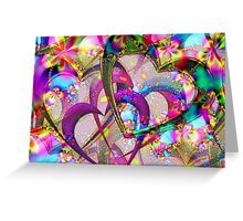 Illuminated Love Greeting Card