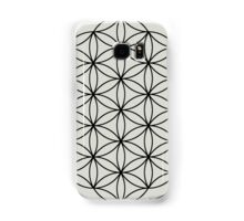 FLOWER OF LIFE - SACRED GEOMETRY - HARMONY & BALANCE Samsung Galaxy Case/Skin