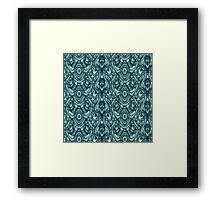 Repeating Patterns No. 11 Framed Print