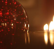 Crystal Balls and Candlelight by Alyce Taylor