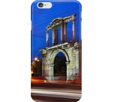 Modern times - Ancient times iPhone Case/Skin