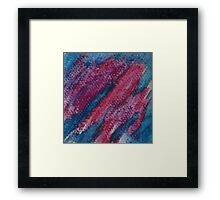 The Red Sea Framed Print