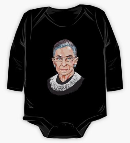Supreme Court Justice Ruth Bader Ginsburg One Piece - Long Sleeve