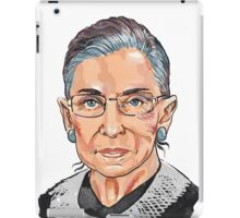 Supreme Court Justice Ruth Bader Ginsburg iPad Case/Skin