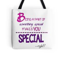 Something Special Tote Bag