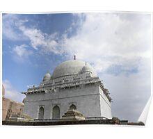 Inspiration of Taj Mahal - Seven wonder of World Poster