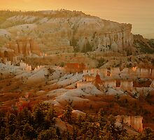 Sunrise, Bryce Canyon National Park by Olga Zvereva