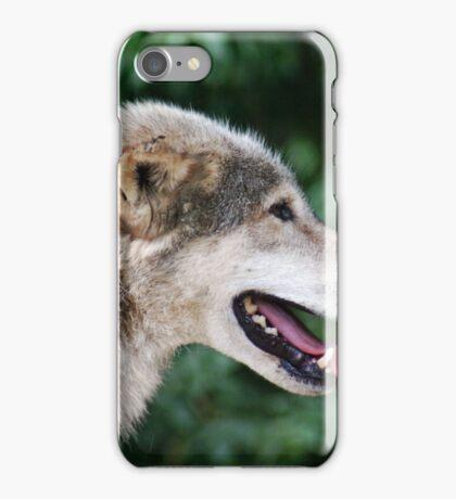 The lone hunter iPhone Case/Skin