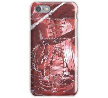 Brown Corset iPhone Case/Skin